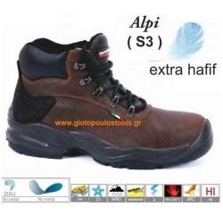 Μποτάκι ασφαλείας ALPI giasco S3