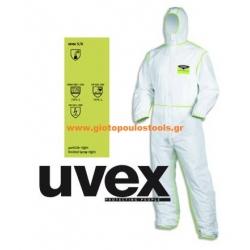 Φόρμα προστασίας M.X UVEX 5/6  OVERALL