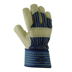 Γάντια Δερματοπάνινα uvex top grade 8000.