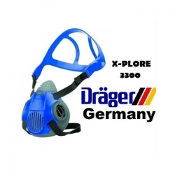 Μάσκα drager X-plore 3300.