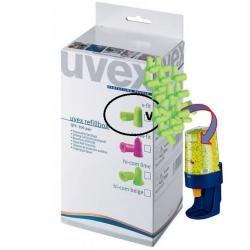 ωτοβίσματα art.2112.022 uvex x-fit box 300 pair