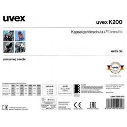Ωτοασπίδες UVEX K200