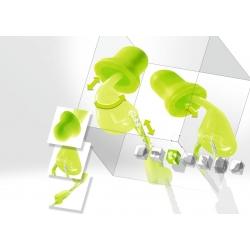 Ωτοβίσματα uvex xact-fit No2124.001