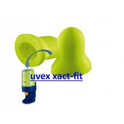 Ωτοασπίδες ωτοβίσματα art.2124.003 uvex xact-fit box 400 pair